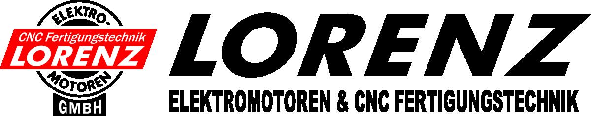 LORENZ Elektromotoren und CNC Fertigungstechnik