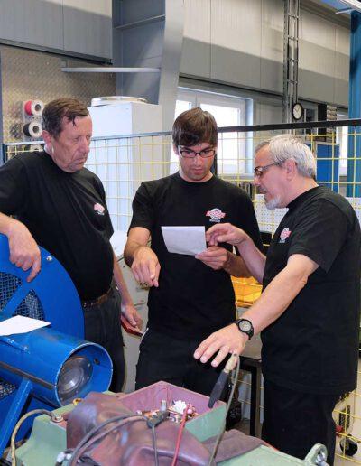 werkstatt lorenz elektromotoren reparatur